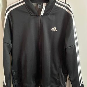 Adidas Snap Track suit